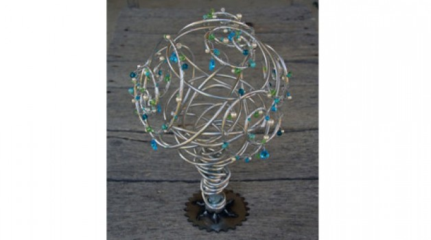 Wire Bouquet