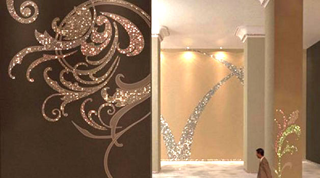Textured Wall Coverings by Silven