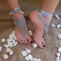 Wedding on a beach- Foot Jewelry