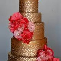 Non-Traditional Wedding Cakes or are they?