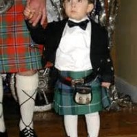 Kilts are for boys too!