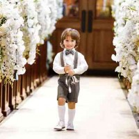 Kids in Weddings: Bellboy