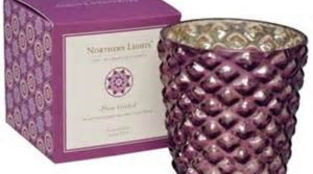 Orchid Scented Candles
