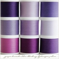 Accenting colors matching Radiant Orchid