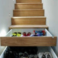 Hidden Sliding Drawers
