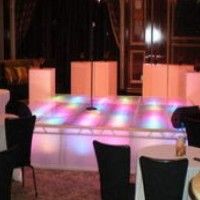 Lucite Stage