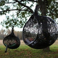 Volcanic Hanging Chair