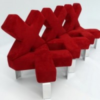 Kiss Sofa by Dima