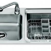 In Sink Dishwasher