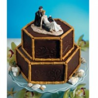 Caribbean Wedding Cakes