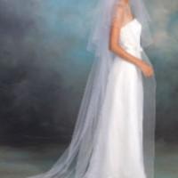 Chapel length veils