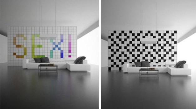 Wall designs from Amirko