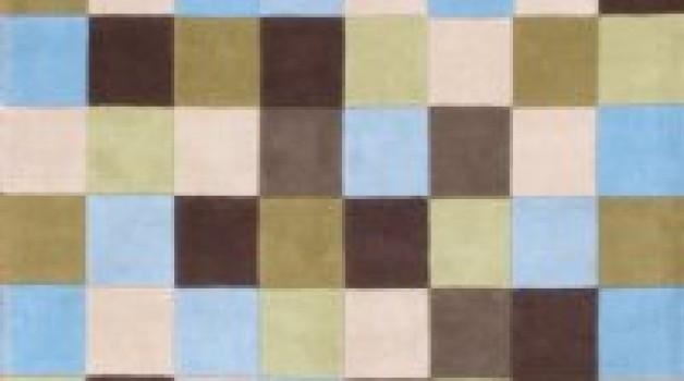 Color Block Rug