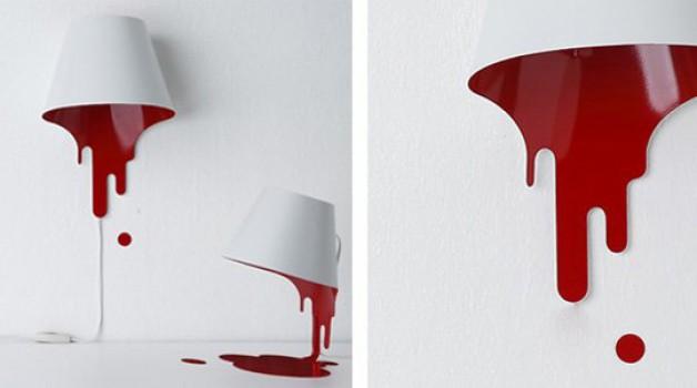 Liquid Lamp by Kyouei Design