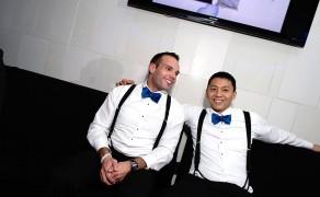 Chris & Chris's Wedding