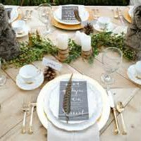 Fur, Feather's and Spices make for the perfect Holiday table