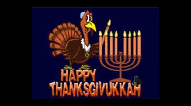 Happy Thanksgivukkah
