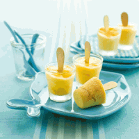 Keeping cool during your wedding reception- Sorbet Cups