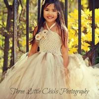 Dressing Kids in Weddings:  Little Girls