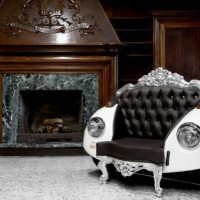 Recycled Furniture: Glass & Cars Part 2