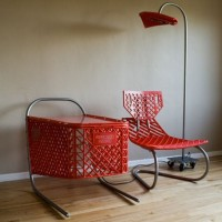 Recycled furniture- Part 1:Shopping Cart