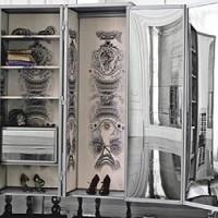 Wardrobe designed by Jean Paul Gaultier