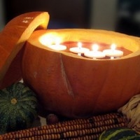 Not sure what to do with your left over Pumpkins?