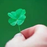 A Four-Leaf clover means more then Good Luck in Ireland