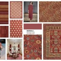 Tip 2: Pantone Color 2015: Rugs